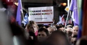 Change Greece, change Europe